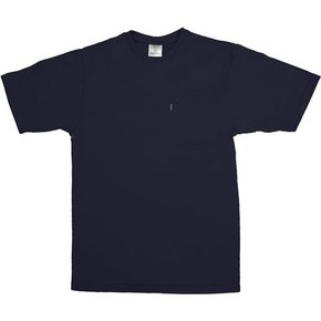 KEY INDUSTRIES KEY PERF COMFORT S/S BLUE POCKET TEE 821.40