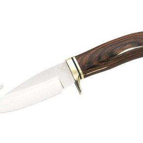 BUCK ZIPPER HERITAGE KNIFE 0191BRG