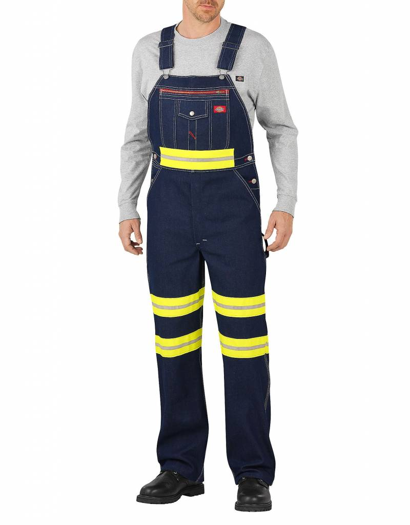 Dickies DICKIES BIB YELLOW TAPE VB505 NB