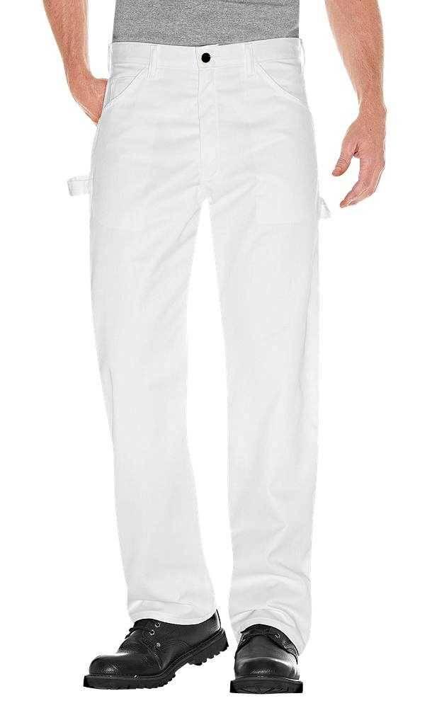 Dickies DICKIES WHITE UTILITY PANT WP820WH
