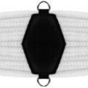 SHOWMAN STRING GIRTH 290027
