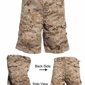 TROOPER CLOTHING DESERT TACTICAL SHORT 9504