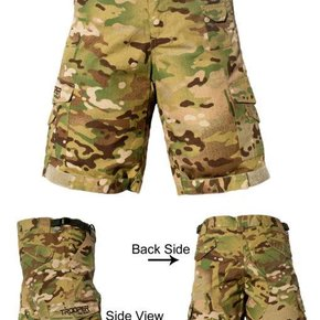 TROOPER CLOTHING CAMO TACTICAL SHORT 9501