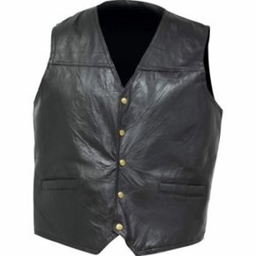 CONCEAL & CARRY LEATHER VEST GFVGP