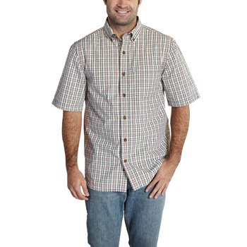 Carhartt CARHARTT BUTTON PLAID SHIRT 101959 261