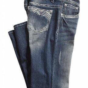 GRACING INC GRACE PLUS SIZE STRAIGHT LEG JEAN PS3157