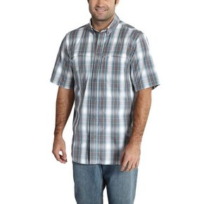 Carhartt CARHARTT FORCE BUTTON PLAID 101963 437