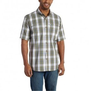 Carhartt CARHARTT FORCE BUTTON PLAID 101963 391