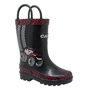 CASE IH BLACK RAIN BOOTS CI4003C