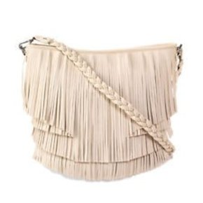 BLAZIN ROXX PURSE CREAM W/ FRINGE N7566212