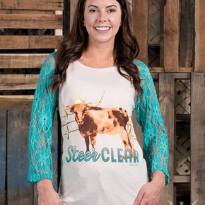 Southern Grace STEER CLEAR SOUTHERN GRACE