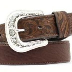 MENS BULLHIDE BELT N2438902
