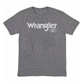 Wrangler WRANGLER TEE GREY MQ7758H