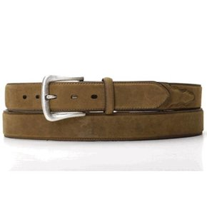 "NOCONA 1/2"" OVERLAY BROWN BELT N2450444"