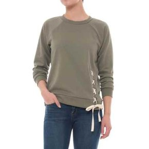 CABLE AND GAUGE CABLE AND GAUGE OLIVE PULLOVER ZX41555PO