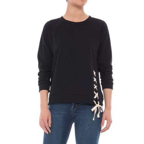 Cable And Gauge Black Pullover Zx41555bl Boot City