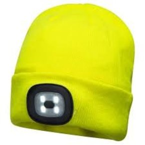 PORTWEST BEANIE LED HEAD LAMP B029
