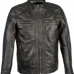 MILWAUKEE LEATHER MILWAUKEE LEATHER JACKET SFM1860 BL