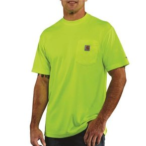 Carhartt CARHARTT FORCE H-V T-SHIRT 100493
