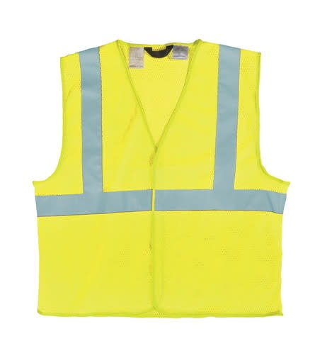 KEY INDUSTRIES KEY HI-VIS MESH VEST 88.39