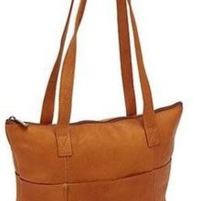 CHARLIE LEATHER TOTE 25432