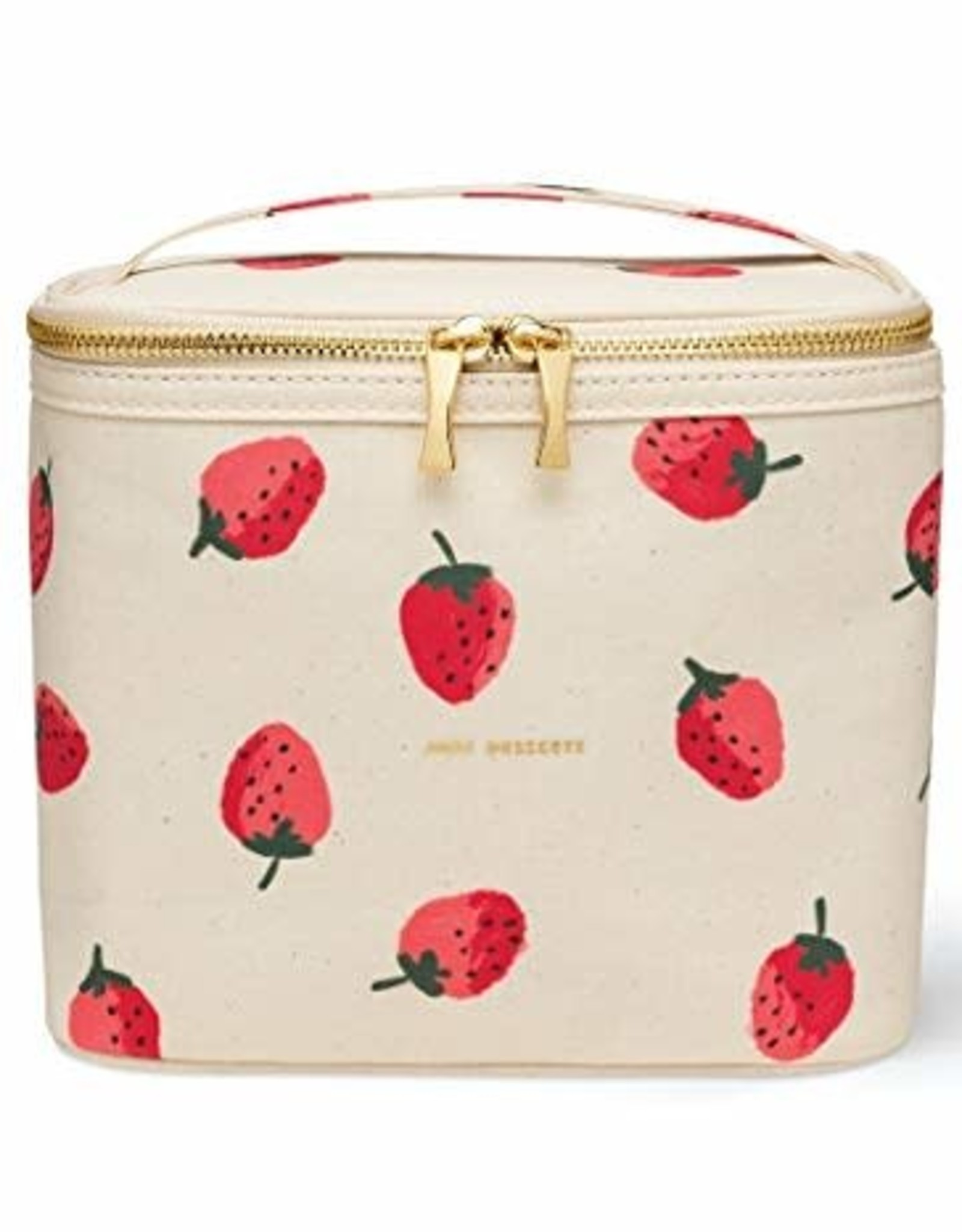 Kate Spade Strawberry Lunch Tote