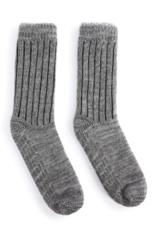 Demdaco The Giving socks Mens Gray