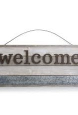 Demdaco Welcome Magnetic Sign small Mark the Moment