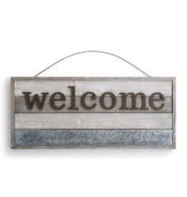 Demdaco Mark the Moment Welcome Magnetic Sign