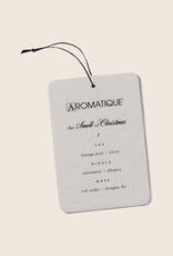 Aromatique The Smell of Christmas aroma card