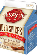 Aspen Cider Spice Mix SUGAR FREE