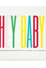 Kate Spade Hey Baby Book