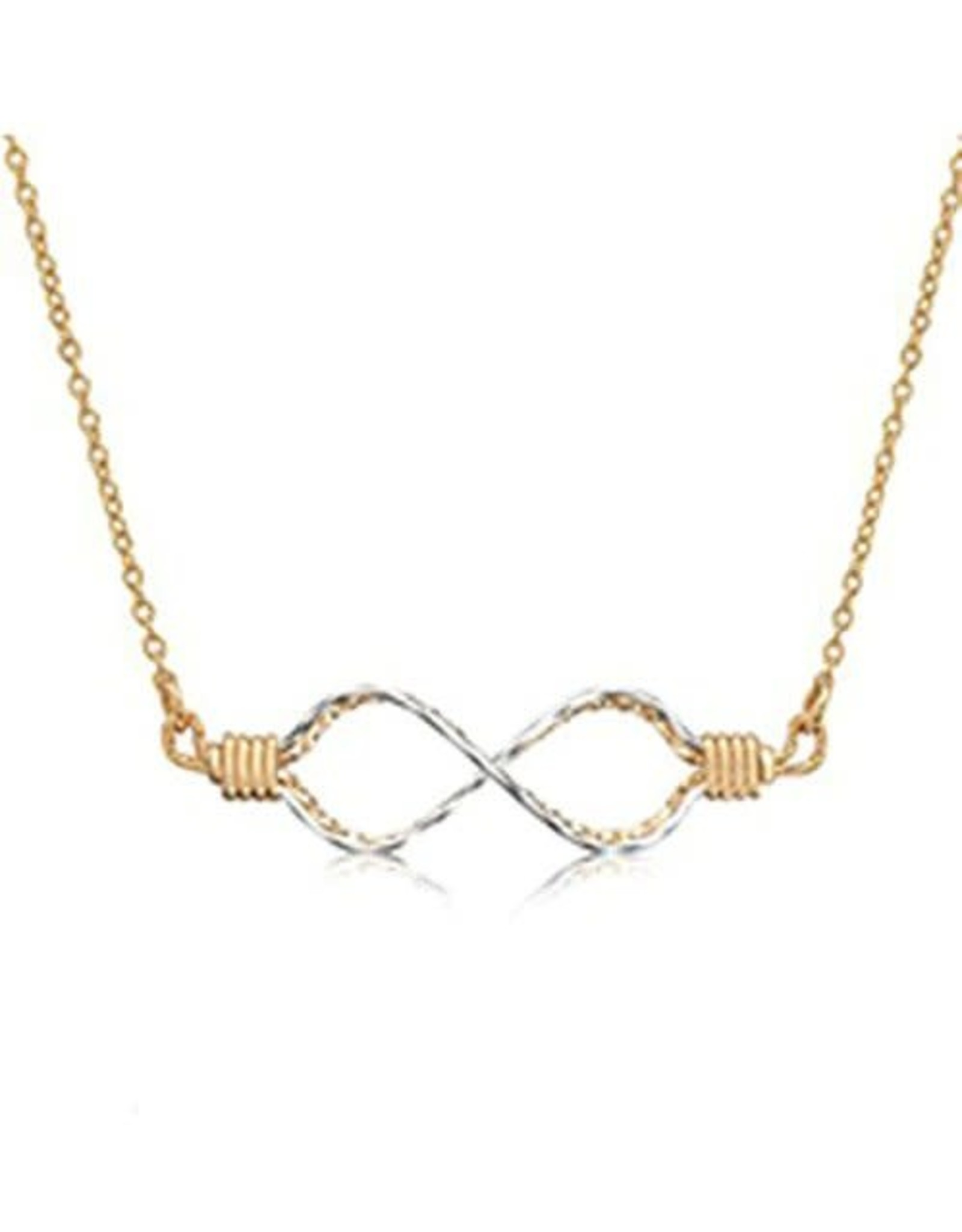 Ronaldo Ronaldo Infinity Necklace