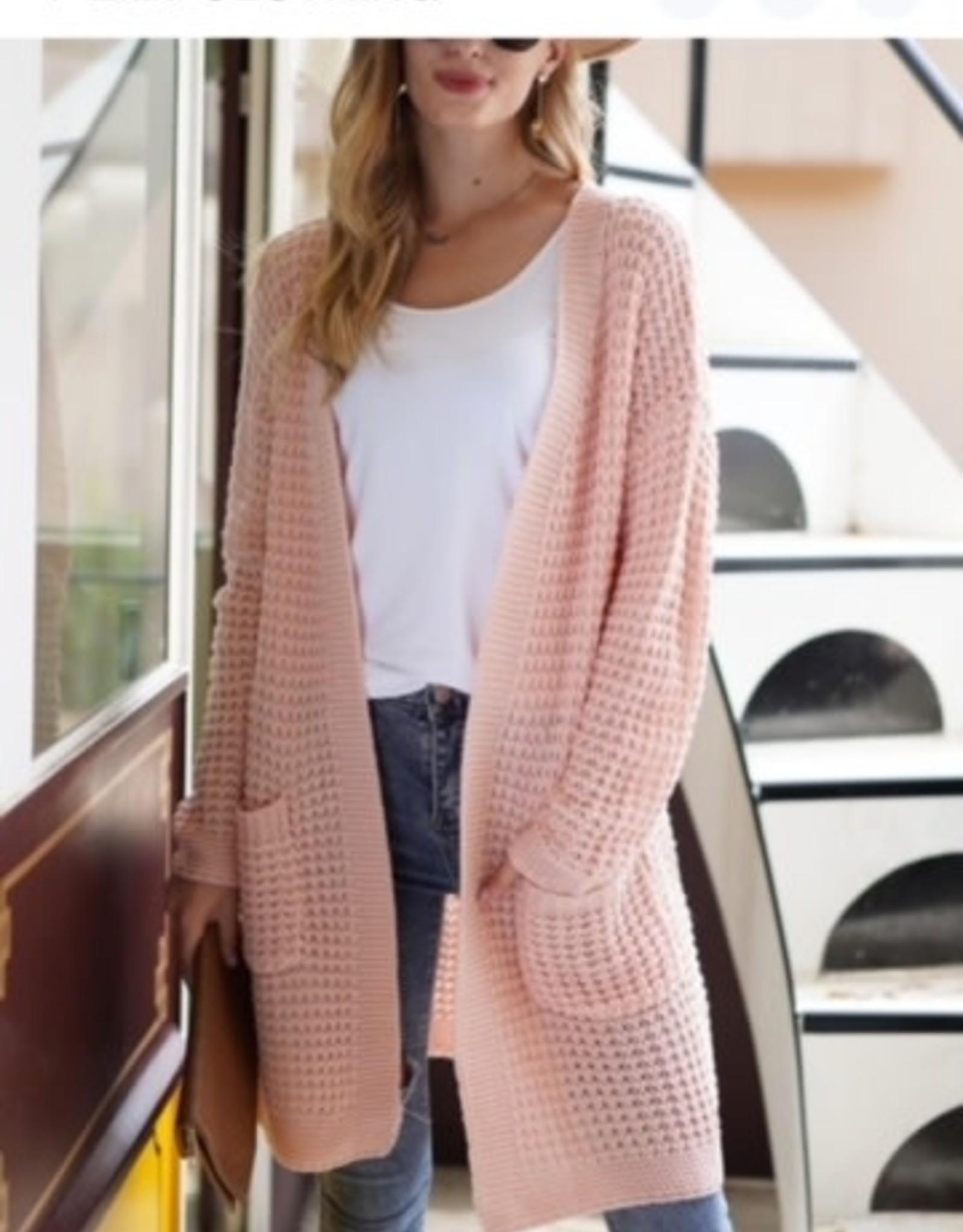 Lily Clothing Oversized Waffle Knit