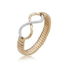 Ronaldo Ronaldo Infinity Ring