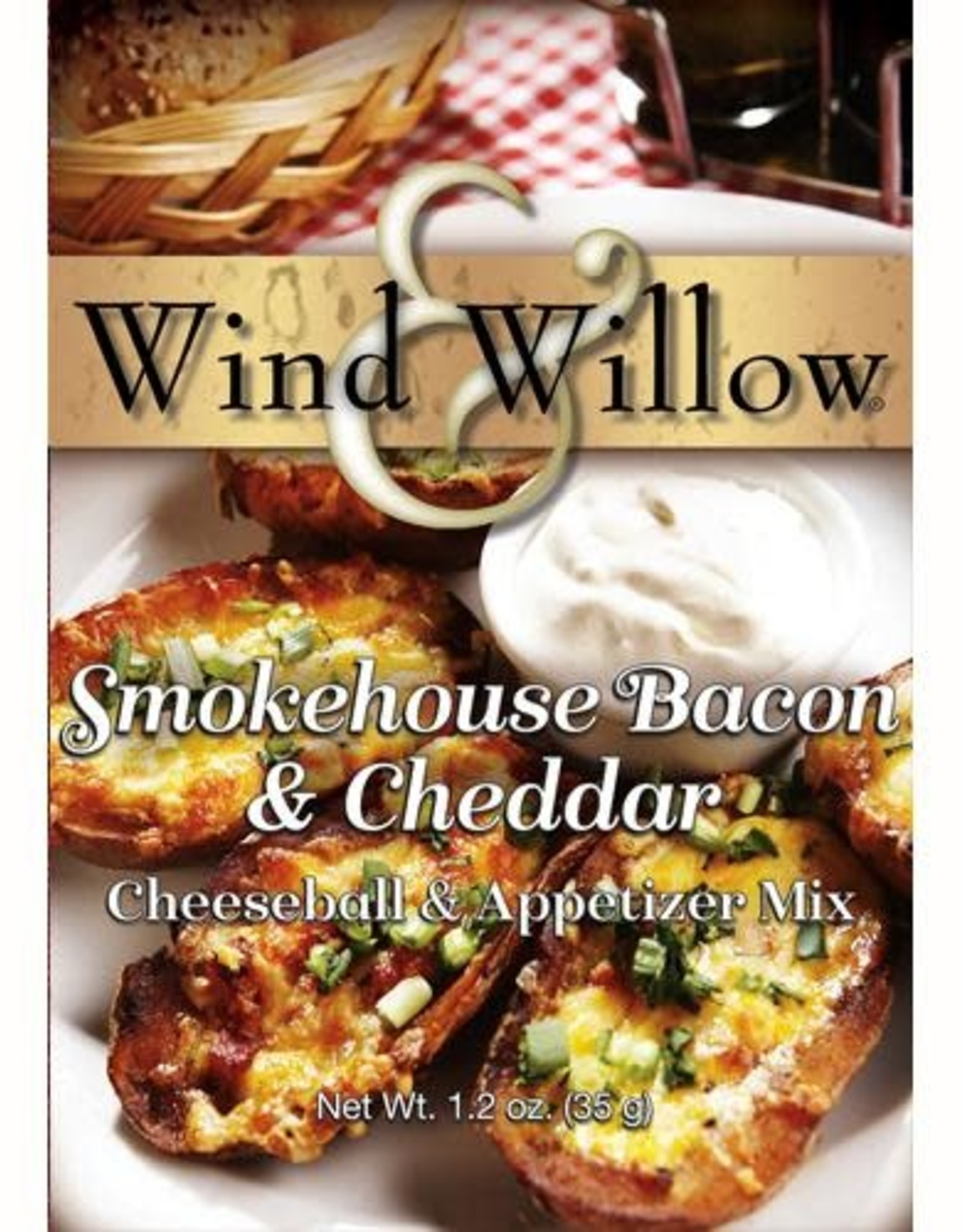 Wind & Willow Cheesy Bacon Dip Mix