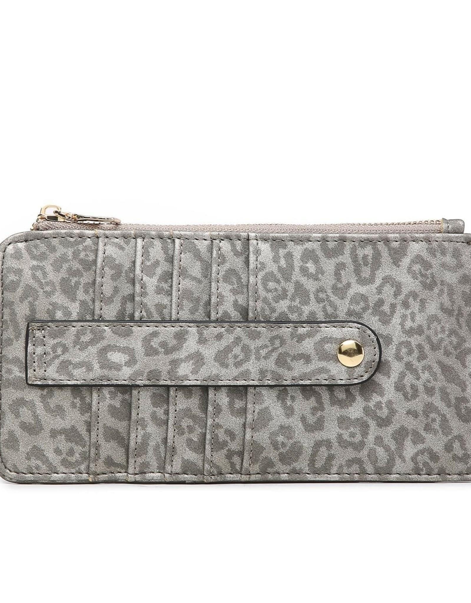 Jen & Co. Slim Wallet With Secured Card Slot