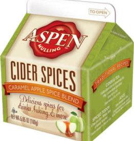 Aspen Cider Spice Mix Carmel Apple