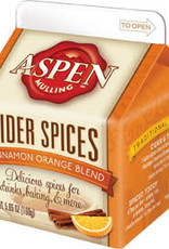 Aspen Cider Spice Mix Cinnamon Orange