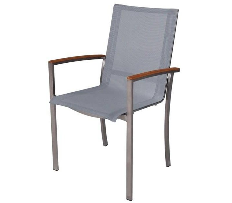 Avanti Stacking Armchair