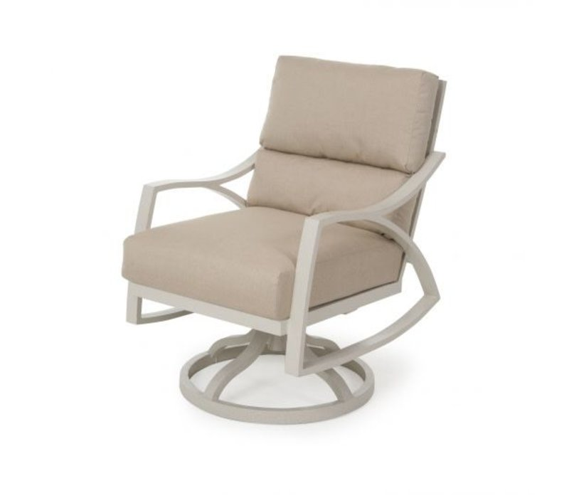 Heritage Cushion Swivel Rocker