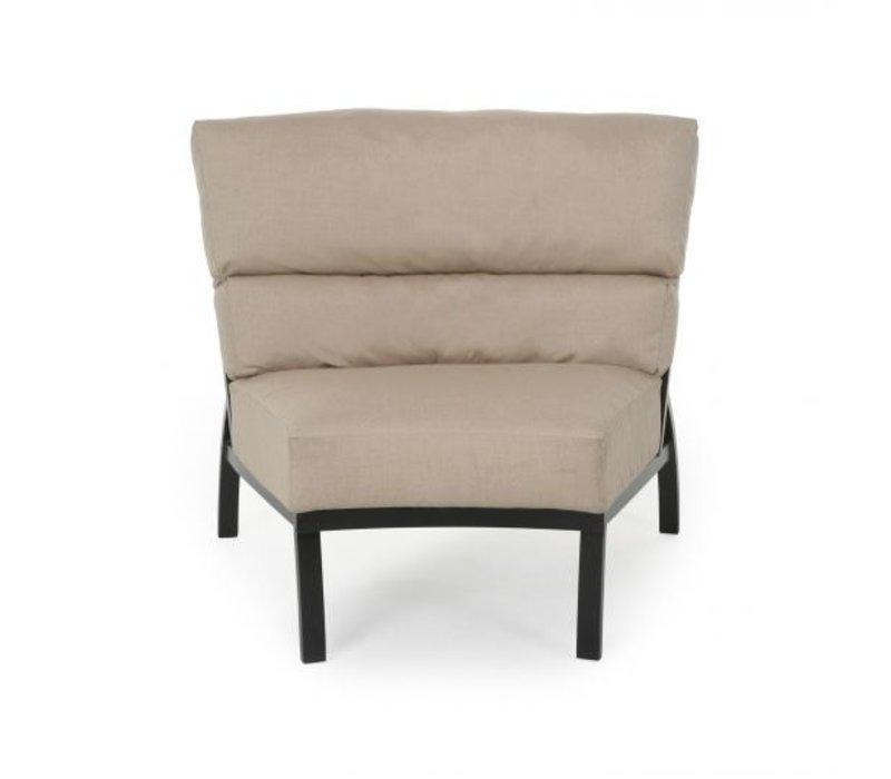 Heritage Cushion Armless Club Chair