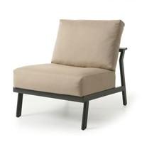 Dakoda Cushion Armless Club Chair