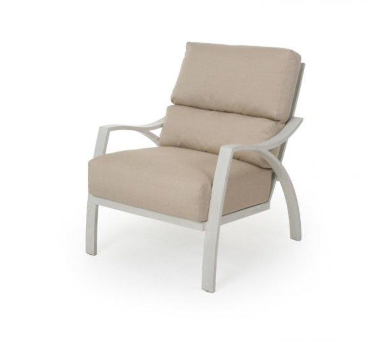 Heritage Woven Cushion Club Chair