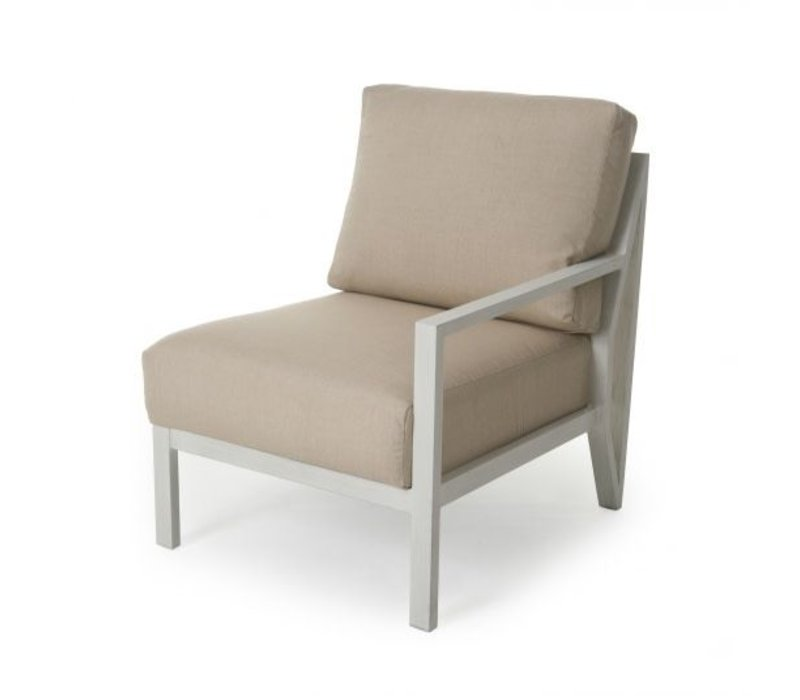 Madeira Cushion Left Arm Chair