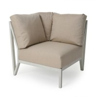 Madeira Cushion Corner Chair