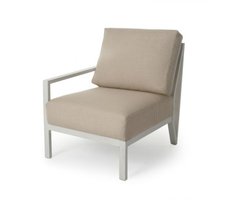 Madeira Cushion Right Arm Chair