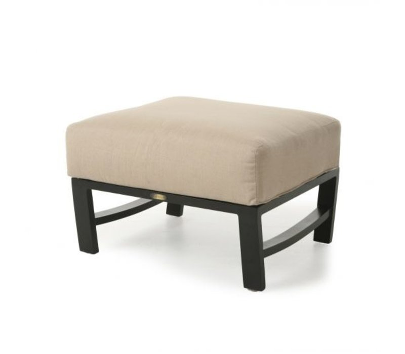 New Haven Cushion Club Ottoman