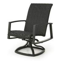 New Haven Woven Swivel Rocker