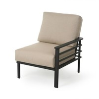 Sarasota Cushion Left Arm Chair
